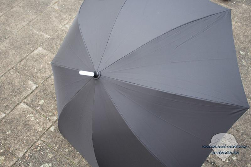 Regenschirm-außen