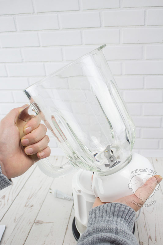 Großer-Glasbehälter