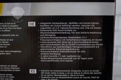 Standmixer-Beschreibung