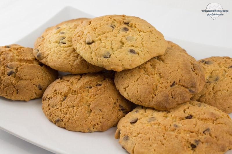 rezept cookies schoko