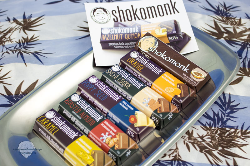 Shokomonk-Testprojekt