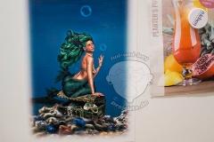skullpaper-Meerjungfrau-Kühlschrank-Magnet-drucken