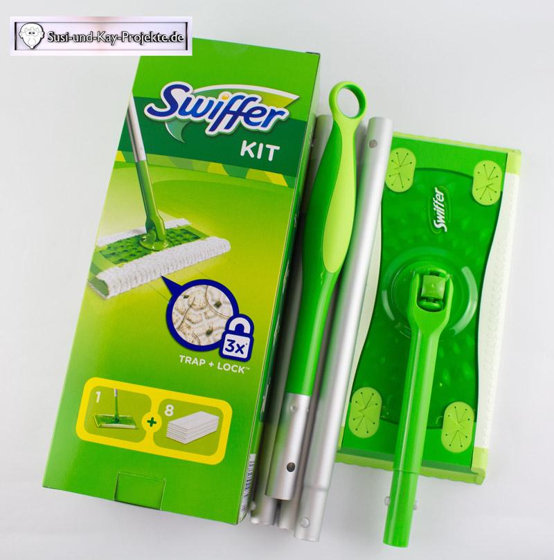 Swiffer-Boden-Kit