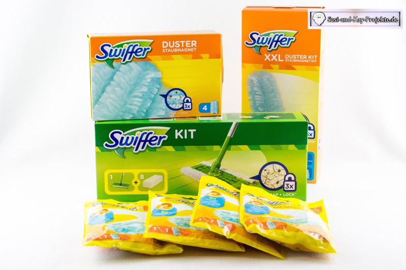 Swiffer-Startpaket