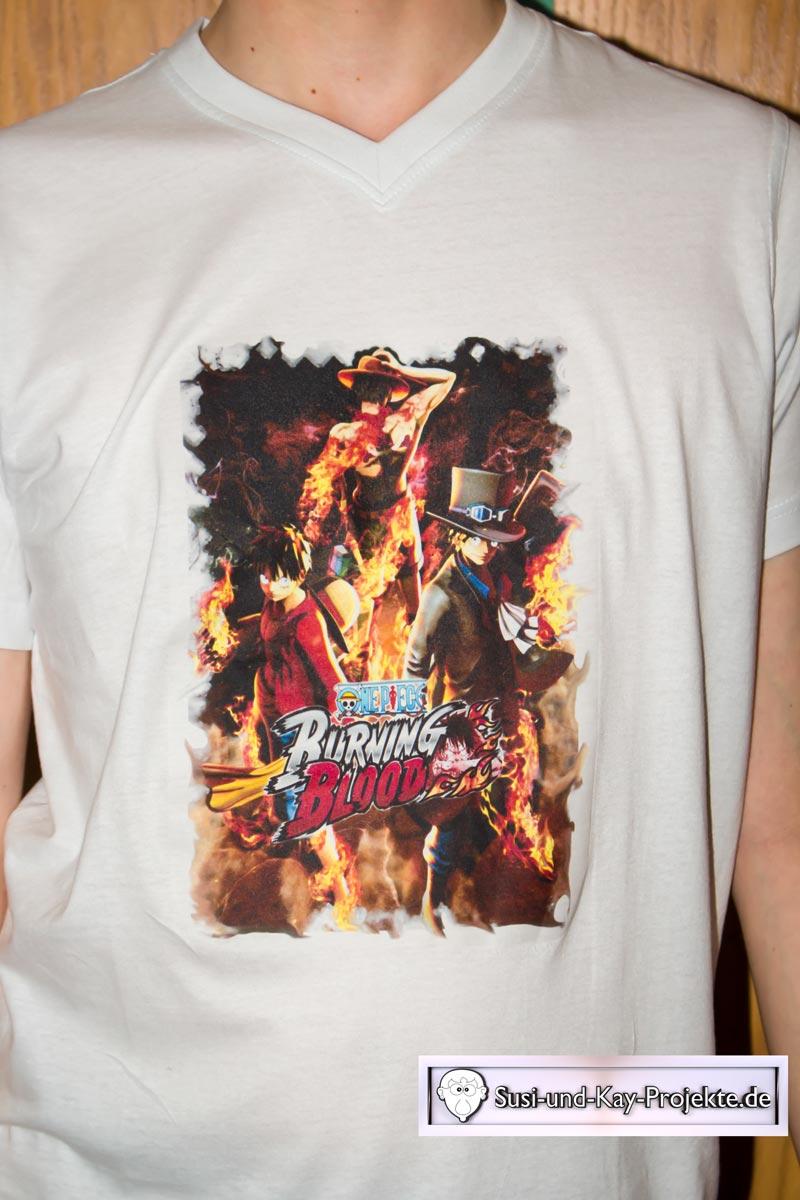 Transferfolie-Shirt-an