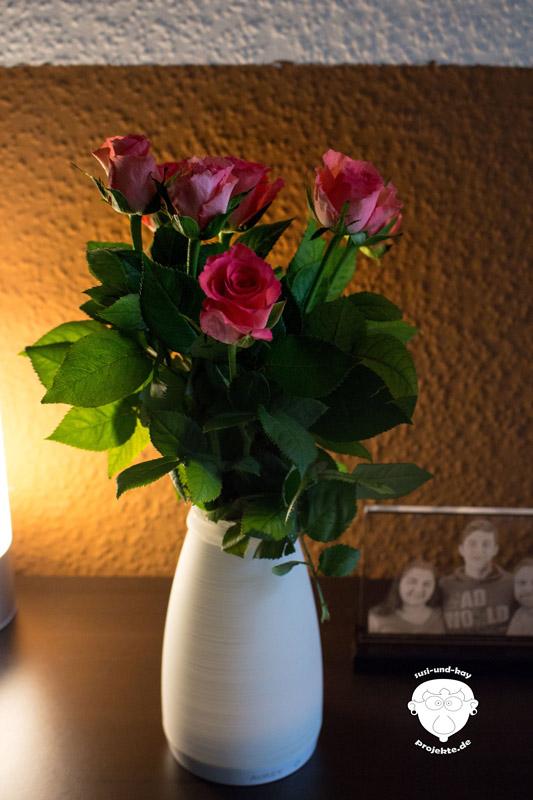 Fernbedienung-gesteuerte-Lampe