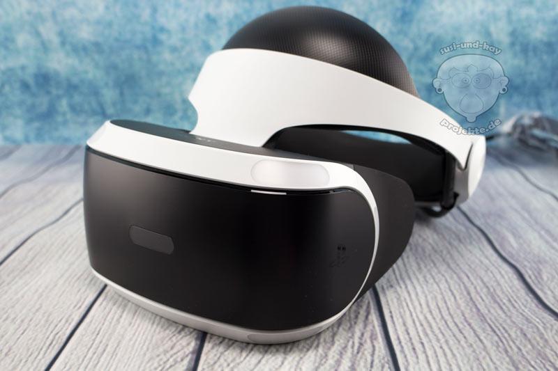 Gaming-Headset-VR-Weiß