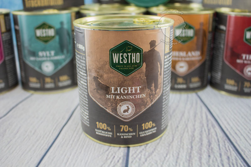 WESTHO-Hundefutter-Light