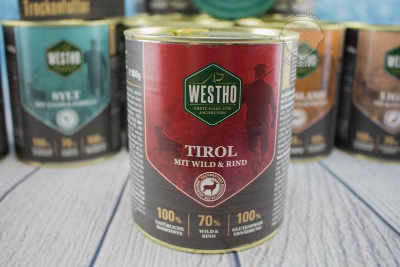 WESTHO-Hundefutter-Tirol