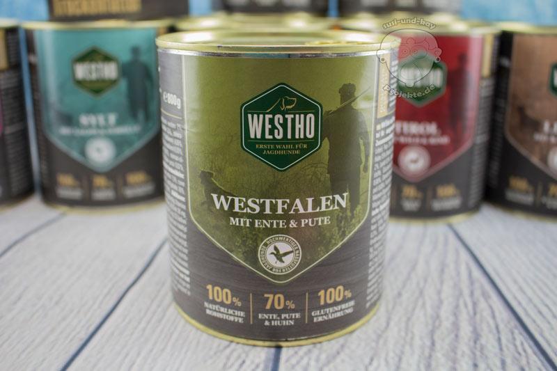 WESTHO-Hundefutter-Westfalen