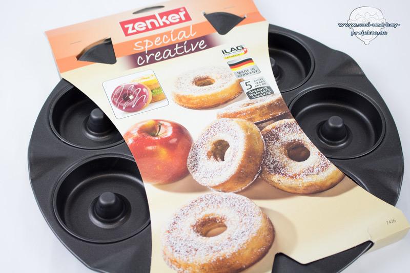 Zenker-Backform-Apfelküchli