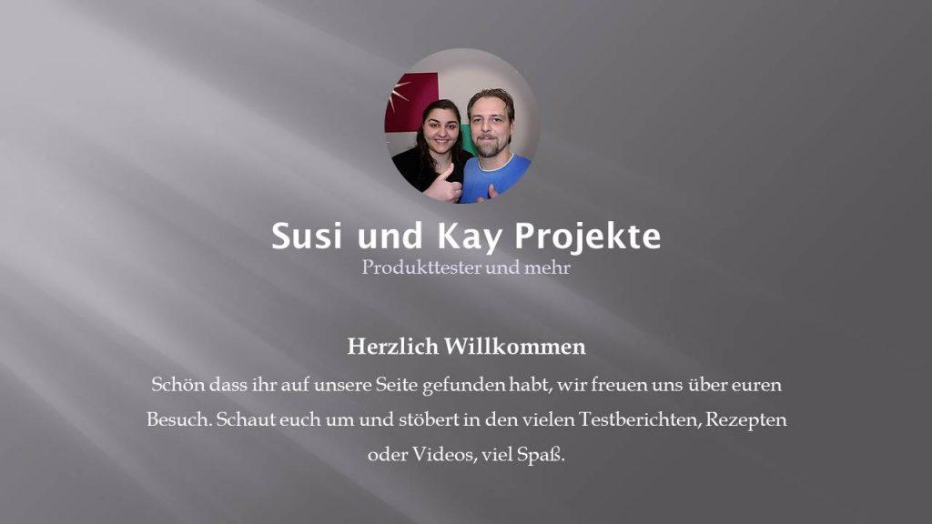 Susi und Kay Projekte