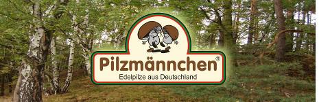 Pilzmännchen Pilzzuchtset logo