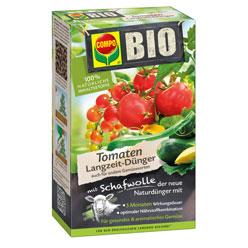 COMPO BIO Tomaten Langzeit Dünger