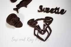 3D-Schokolade