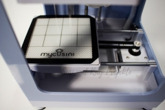 3D-Schokoladendrucker-Platte