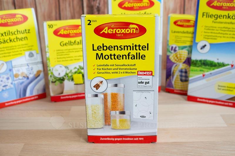 Ungeziefer-frei-mit-Aeroxon-Lebensmittel-Mottenfalle