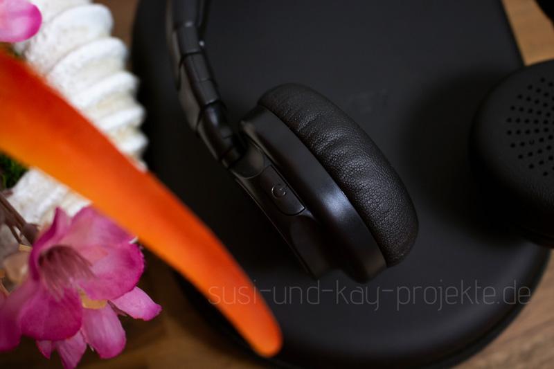 Aukey-Kopfhörer-Musik-Anschalter