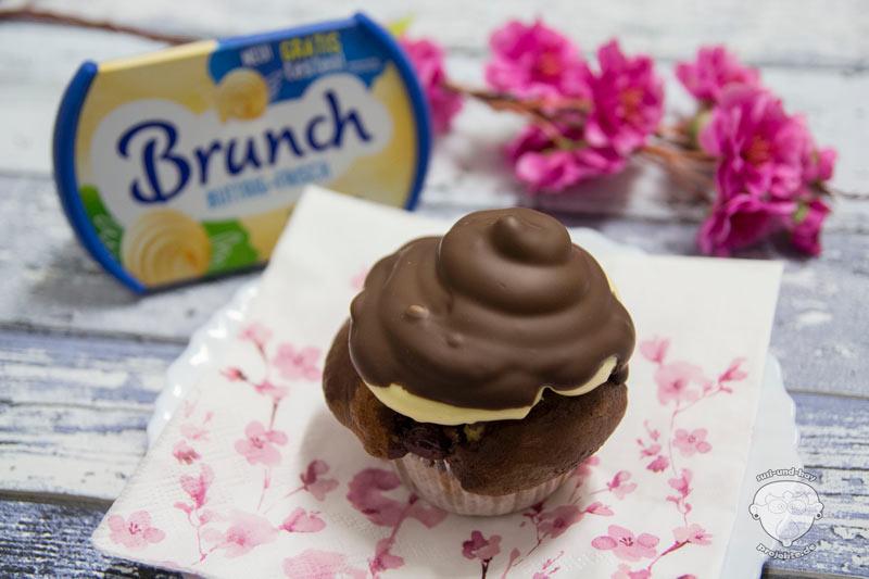 Brunch-Donauwellen-Cupcakes