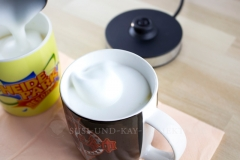 CHULUX-Küchengeräte-Kaffee-Milchschaum