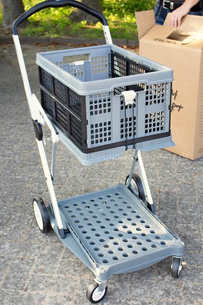 Clax-Transport-Wagen-bereit-zum-Einsatz-für-Einkauf.