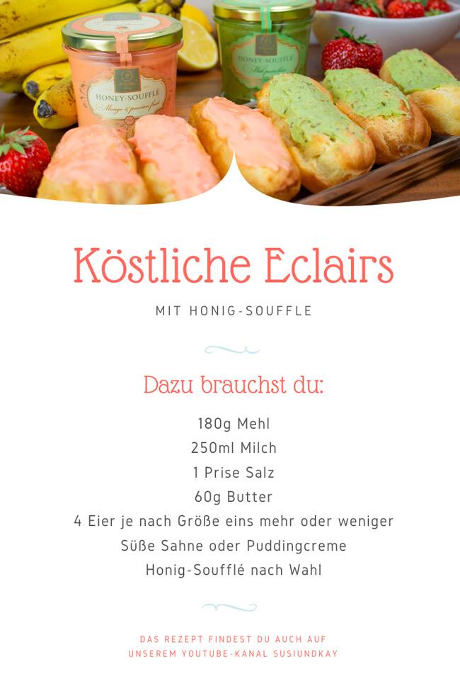 1_Süße-Rezepte-Eclairs-mit-Honig-Souffle