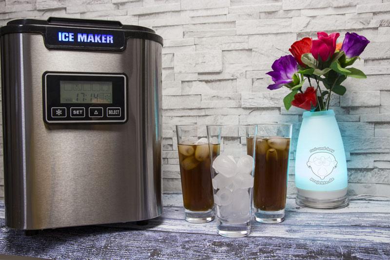 Eiswürfelmaschine-Ice-Maker