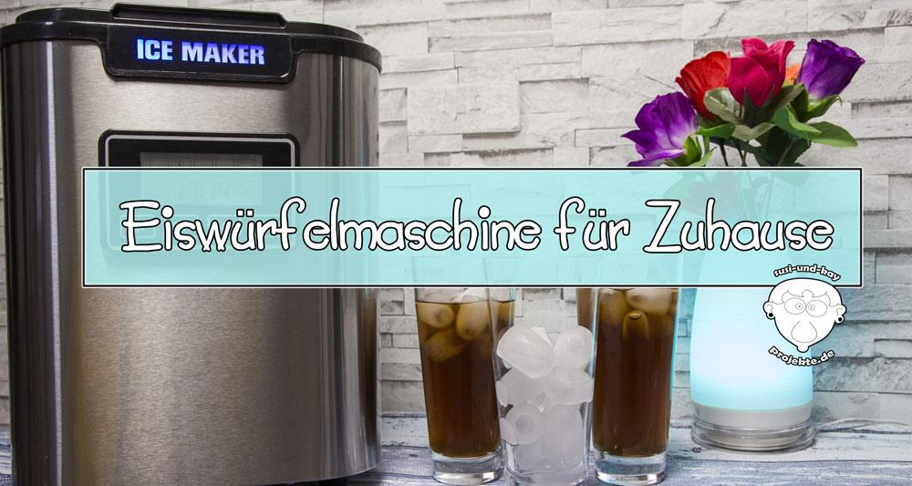 Ice-Maker-Eiswürfelmaschine-Start-Beitrag