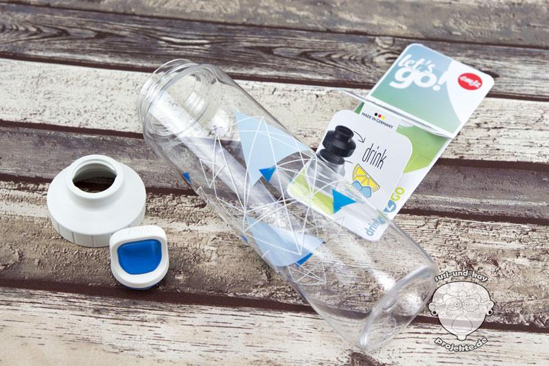 Drink2Go-Trinkflasche-Produkttest