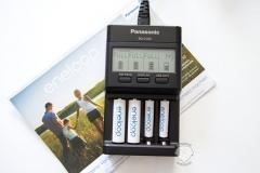 eneloop-Panasonic-Batterie-Voll