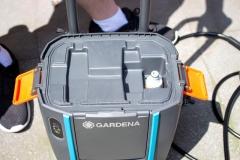 GARDENA-Hochdruckreiniger-Anschluss-Schlauch