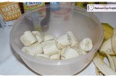 Haferflockenkekse-Bananen