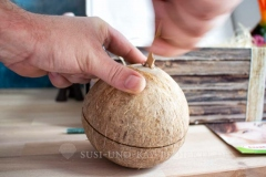 Hansen-Obst-Trink-Kokosnuss