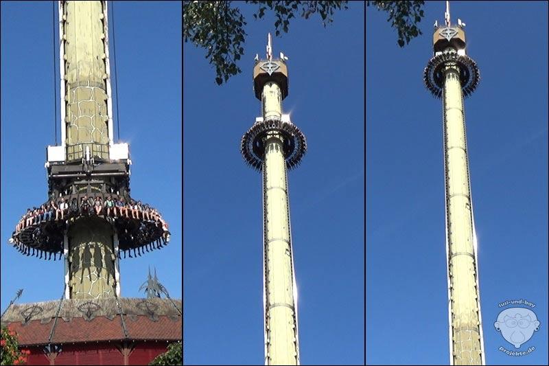 Heide-Park-Freizeitpark-Tower