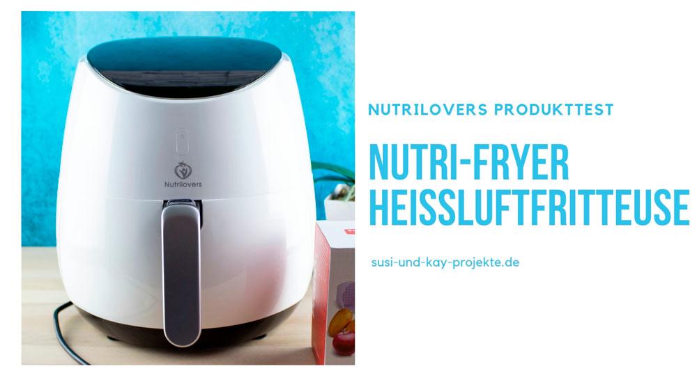 NUTRILOVERS-Heißluftfritteuse-Thump-Beitrag