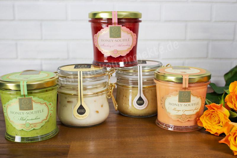 Süße-Rezepte-mit-Honig-Soufflé-verschiedene-Sorten
