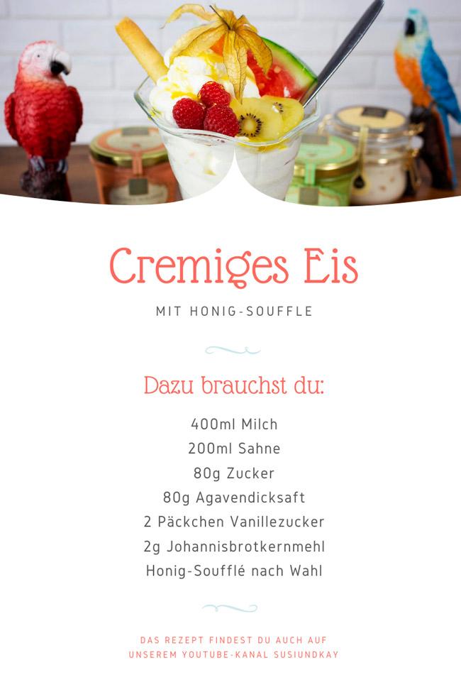 Süße-Rezepte-mit-Honig-Souffle-Cremiges-Eis