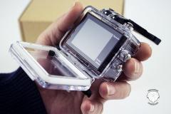 Kameraim-Unterwasser-Case