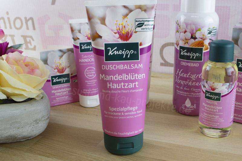Kneipp-Mandelblüten-Hautzart-Duschbalsam