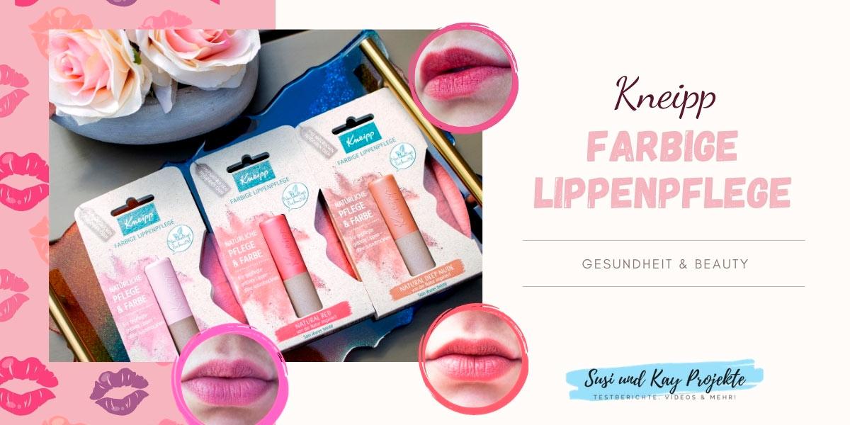 Lippen Pflege Kneipp Thump Groß