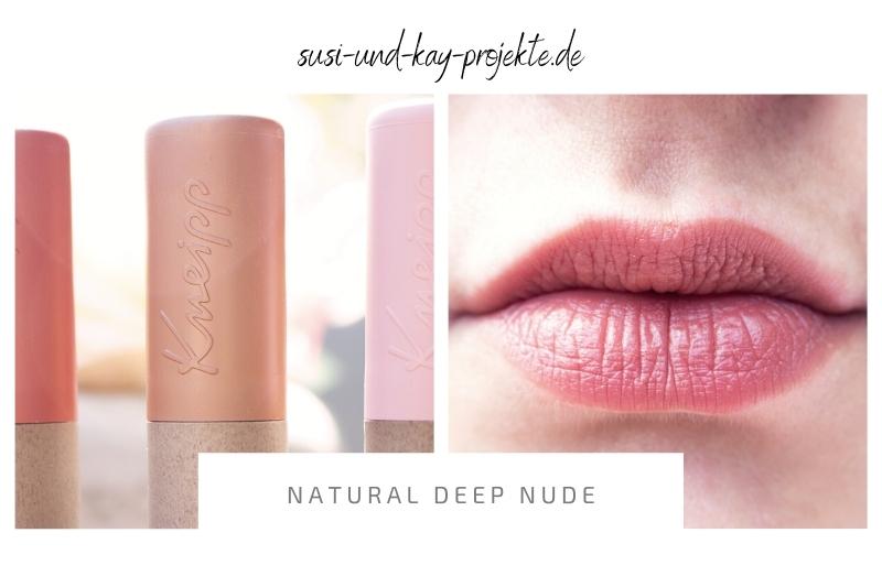 Natural deep nude