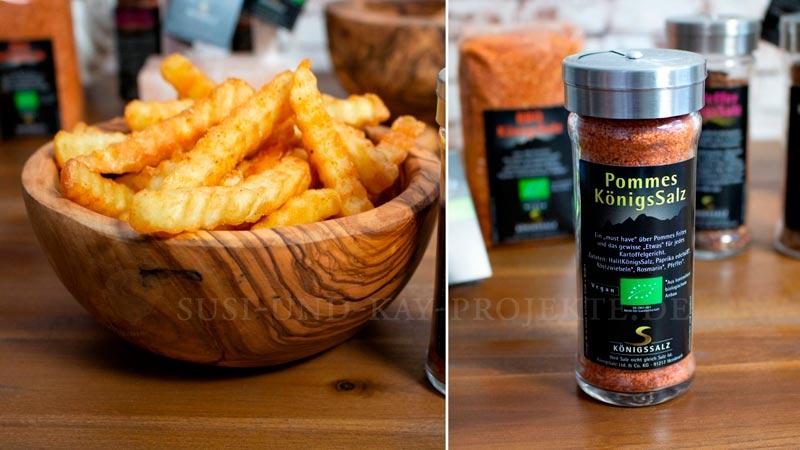 KönigsSalz-Gewürze-Pommes-Salz