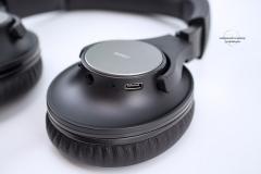 Over-Ear-Kopfhörer-USB-Ladeanschluss
