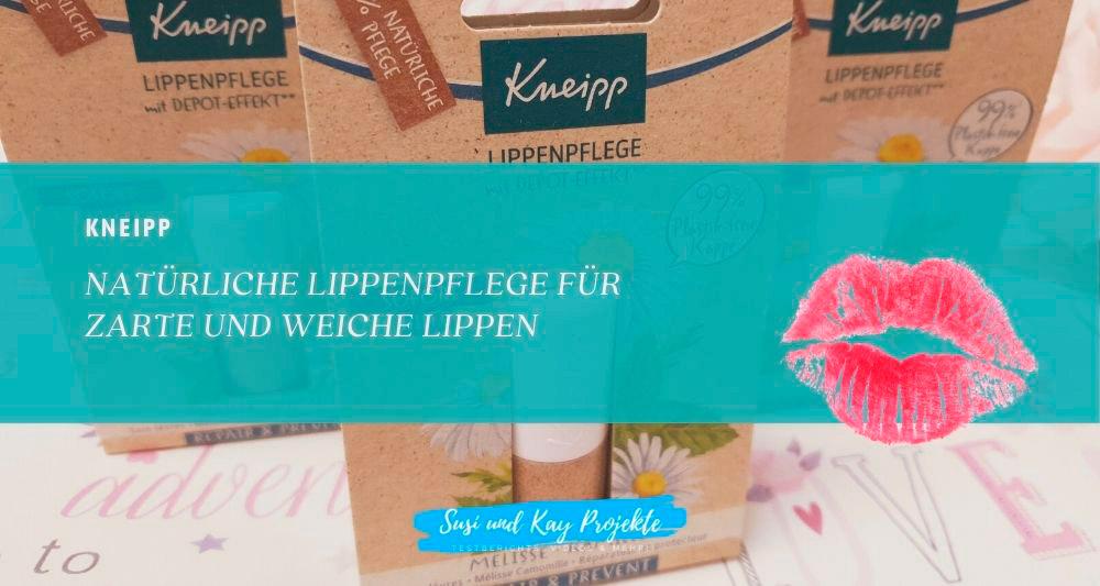 Lippenpflege Kneipp Thump Groß