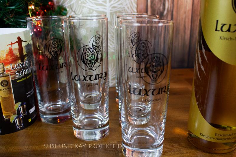Drink-Gläser-Luxury-Liqueur