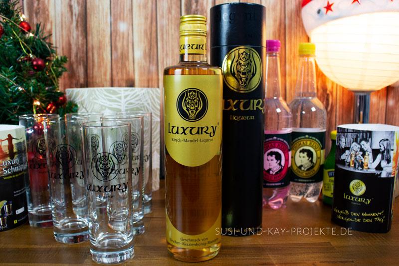 Luxury-Liqueur-Produkttest