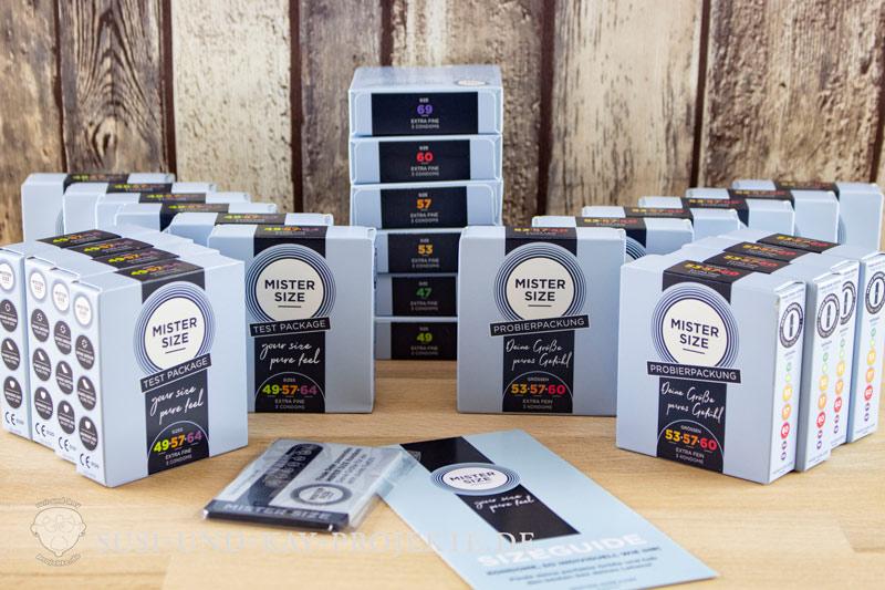 MISTER-SIZE-Kondomgröße-Testpaket