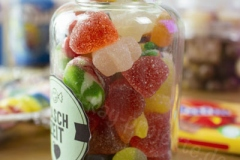 Fruchtgummimischung-süß-sauer