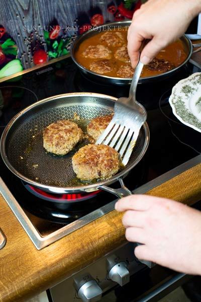 Mahlzeit-zubereiten-Onyx-Bratpfanne