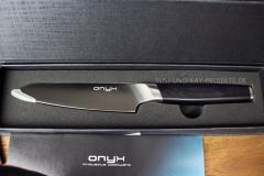 Onyx-Gemüsemesser